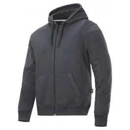 2801 Sweat-shirt à capuche zippé