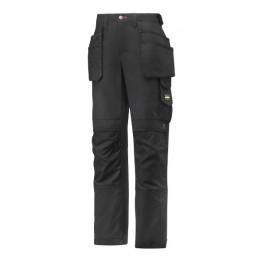 Pantalon pour femmes avec poches holster, Canvas+