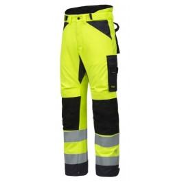 6639 Pantalon hiver haute visibilité, Classe 2