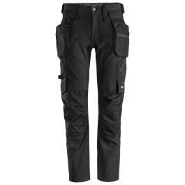 Pantalon stretch été lite work poches détachables 6208
